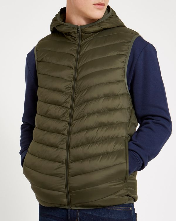 Superlight Hooded Gilet