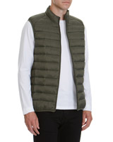 green Superlight Gilet