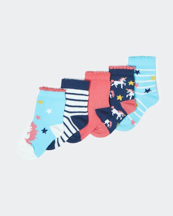 Design Socks - Pack of Five