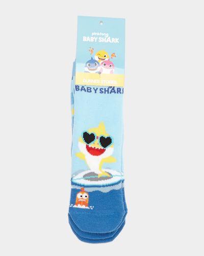 Baby Boys Baby Shark Sock - Pack Of 2