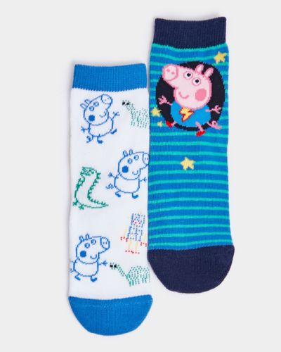 Baby Boys George Sock - pack of 2 thumbnail