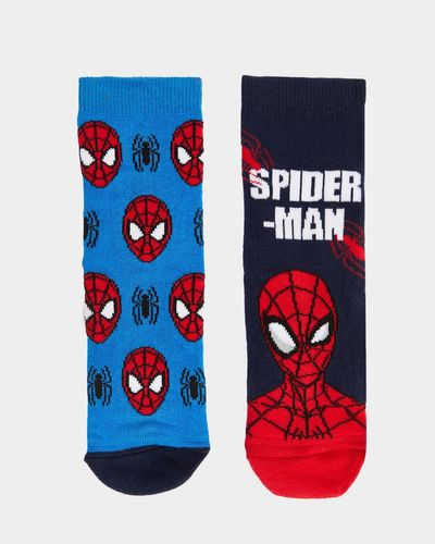 Baby Boys Spiderman Socks