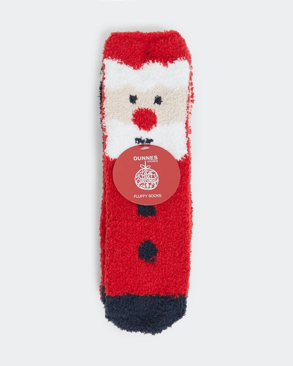 Boys Fluffy Socks - Pack Of 3