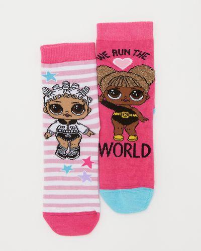 LOL Socks - Pack Of 2