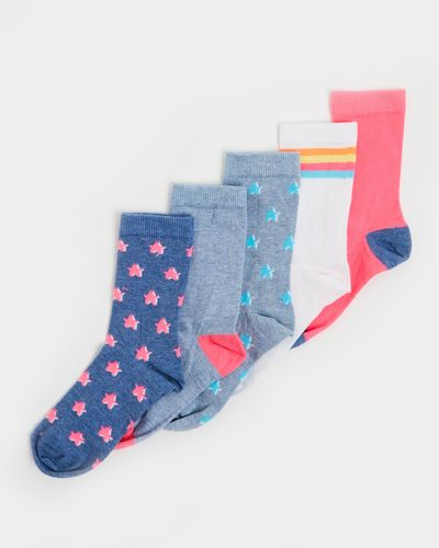 Design Socks - Pack Of 5 thumbnail