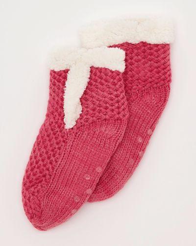 Bootie Slipper Socks