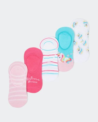 Invisible Socks - Pack Of 5 thumbnail