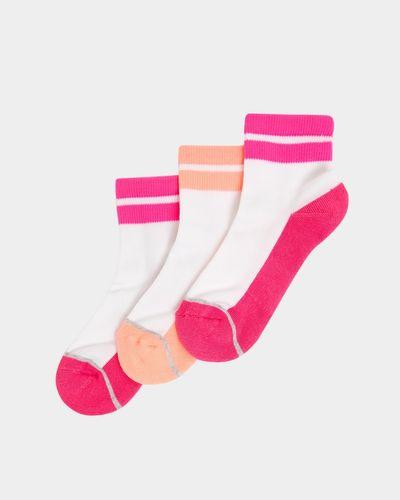 Quart Sock - Pack Of 3 thumbnail