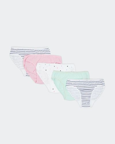 Girls Briefs - Pack Of 5 (2-14 Years) thumbnail