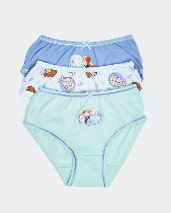 Frozen Briefs - Pack Of 3