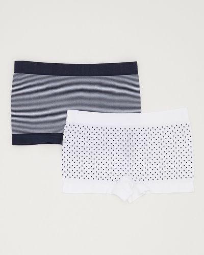 Seamfree Shorts - Pack Of 2 thumbnail