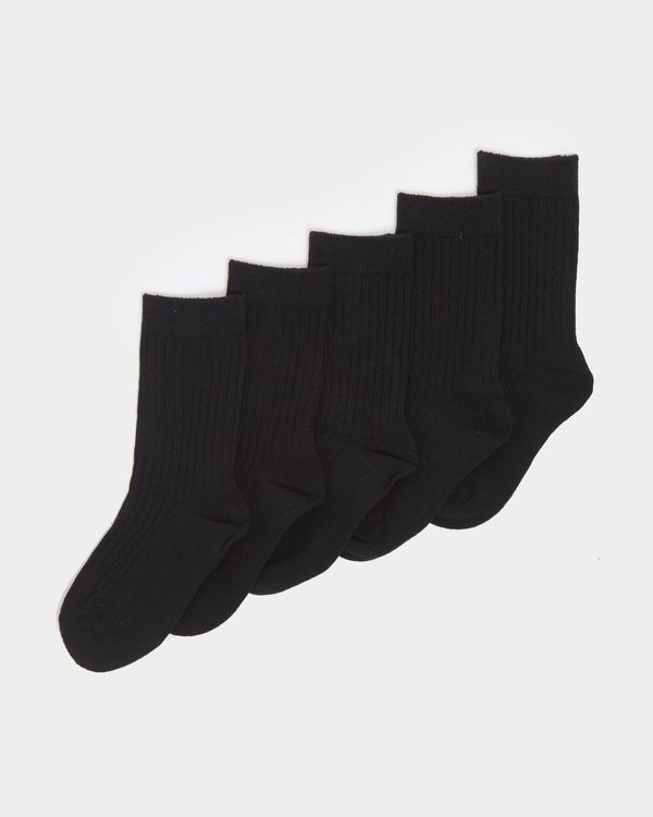 Boys School Socks - Pack Of 5
