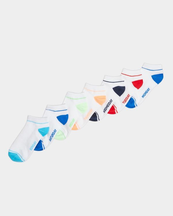 Days Trainer Liners - Pack Of 7
