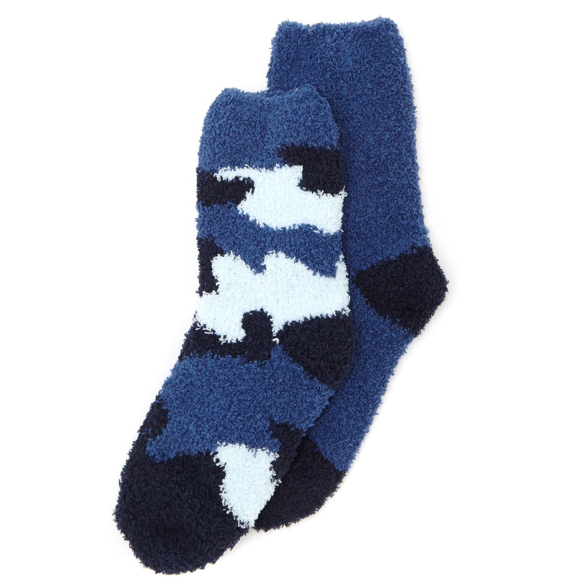 trainer fluffy socks