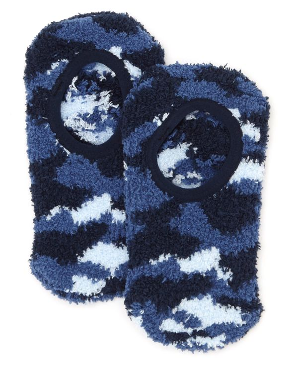 Boys Animal Fluffy Socks