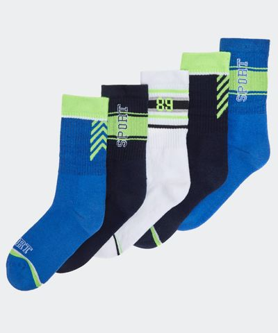 Sports Socks - Pack Of 5