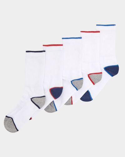 Sports Socks - Pack Of 5 thumbnail