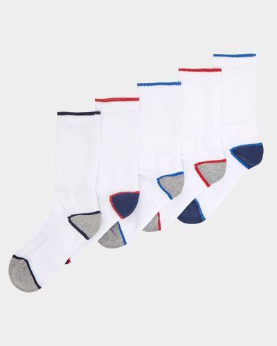 Sports Socks - Pack Of 5