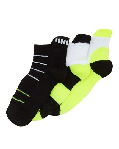 Microfibre Sports Socks - Pack Of 3