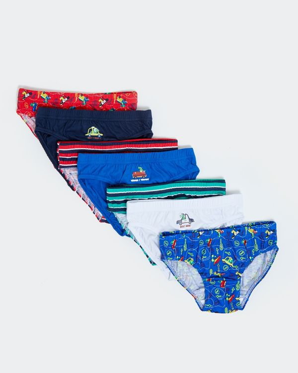 Boys Briefs - Pack Of 7