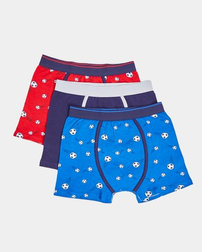 Jersey Trunk - Pack Of 3