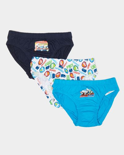 Thomas And Friends Briefs - Pack Of 3