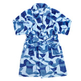 blue Boys Robe