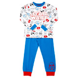 blue Boys Star Wars Pyjamas