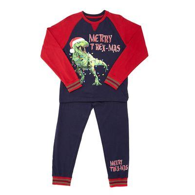 Merry T Rex-Mas Pyjamas thumbnail