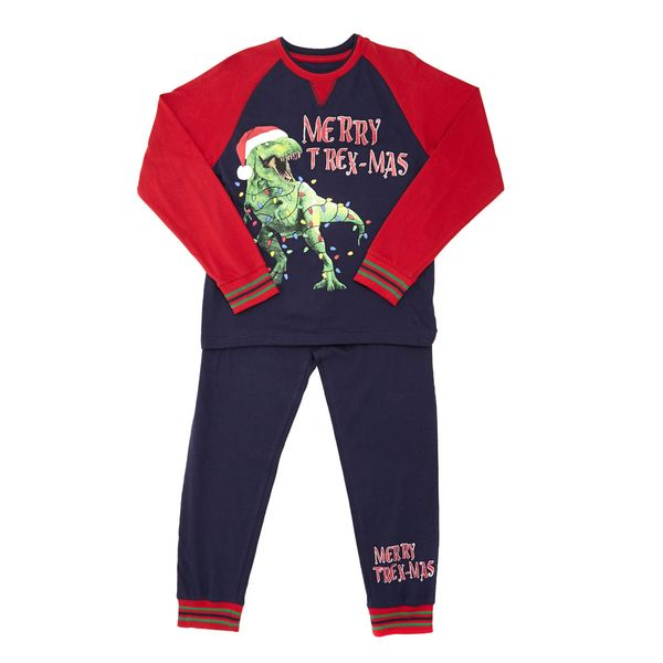 Merry T Rex-Mas Pyjamas