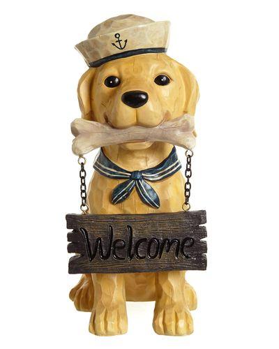 Labrador Welcome Sign