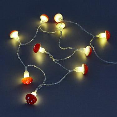 redMushroom Lights - Pack Of 10