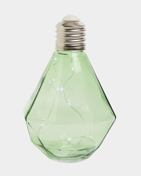 Light Up LED Diamond Shape