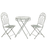 duck-egg Romance Two Seater Balcony Set