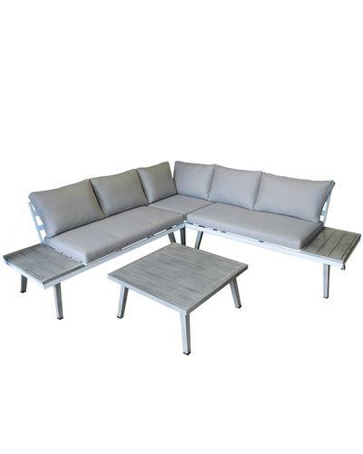 Aluminium Corner Set
