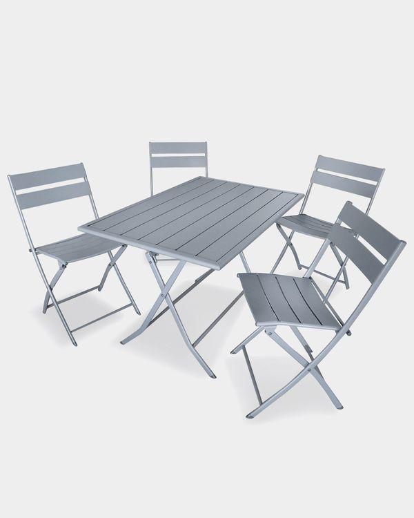Tribeca Four Seater Set