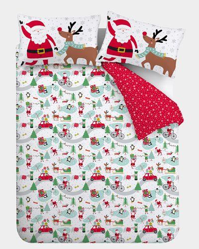 Christmas Duvet Set