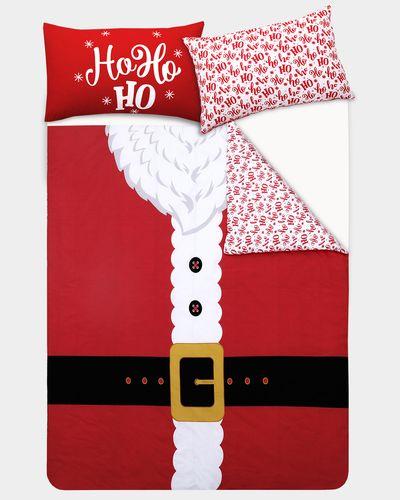 Santa Suit Duvet Set