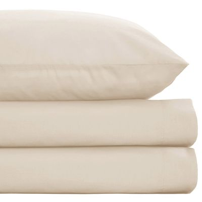 Egyptian Cotton Fitted Sheet - Single