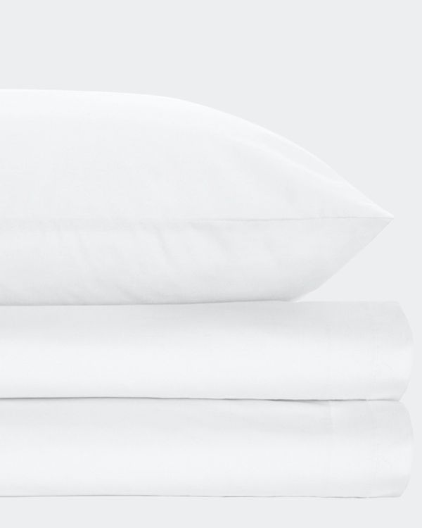 Egyptian Cotton Deep Fitted Sheet - Single