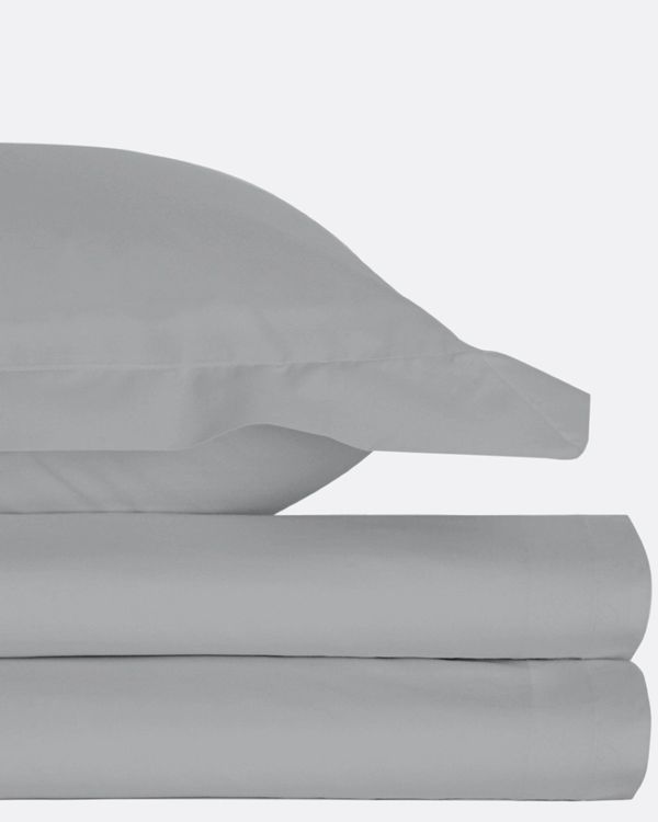 Egyptian Cotton Deep Fitted Sheet - King Size