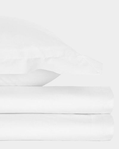 Egyptian Cotton Deep Fitted Sheet - Super King thumbnail