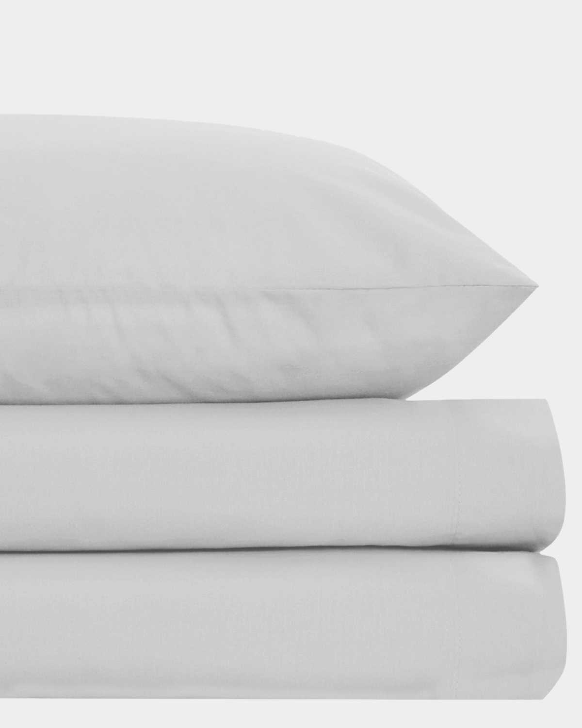 Non Iron Percale Flat Sheet 180 Thread Count - Single