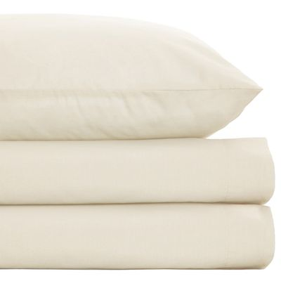 Egyptian Cotton Flat Sheet - Single thumbnail