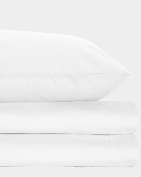 Egyptian Cotton Flat Sheet - Double