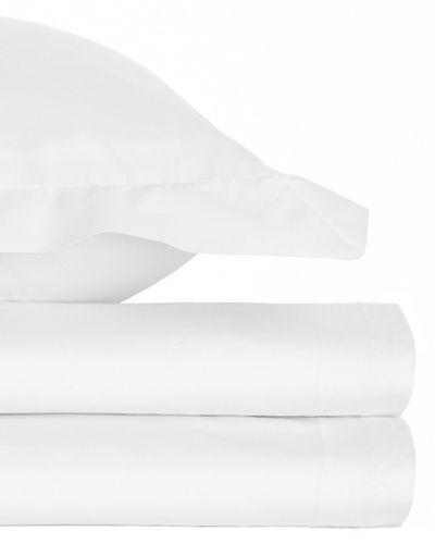 Pure Cotton Flannelette Flat Sheet - Double