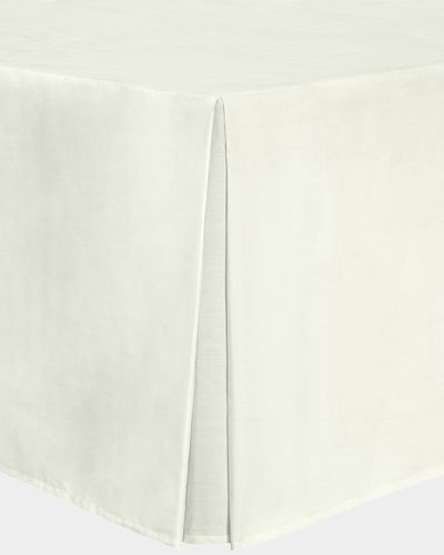 Non Iron Percale Valance 180 Thread Count - Single