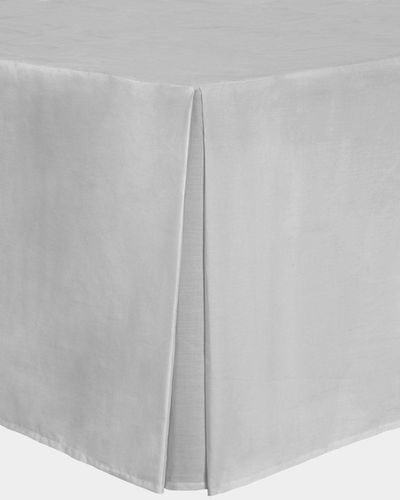 Non Iron Percale Valance 180 Thread Count - King Size thumbnail