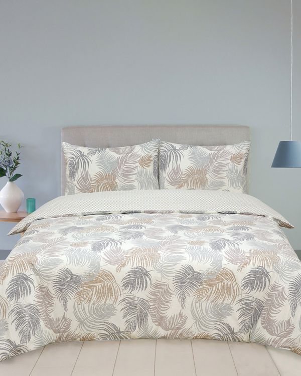 Palm Duvet Set