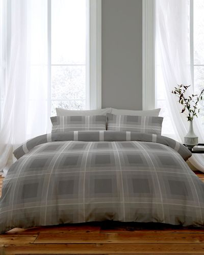 Yale Brushed Cotton Duvet Set